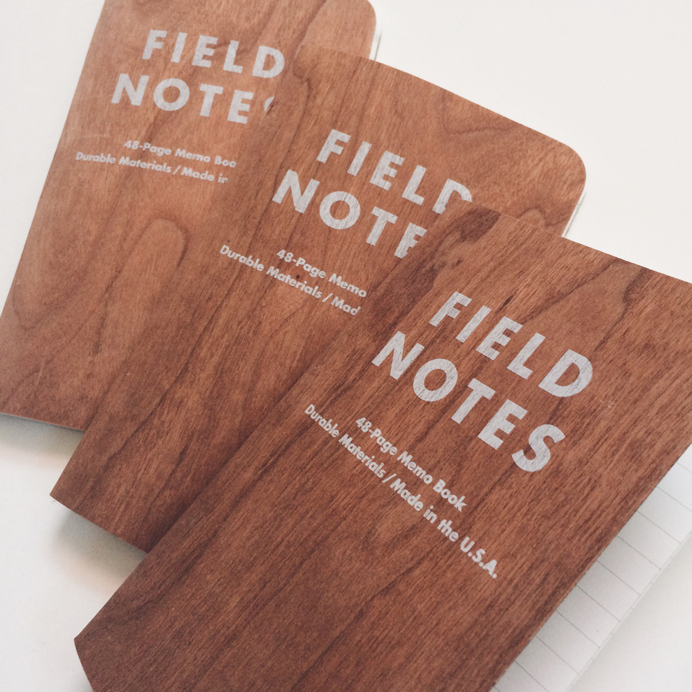 Field Notes Shelterwood Review