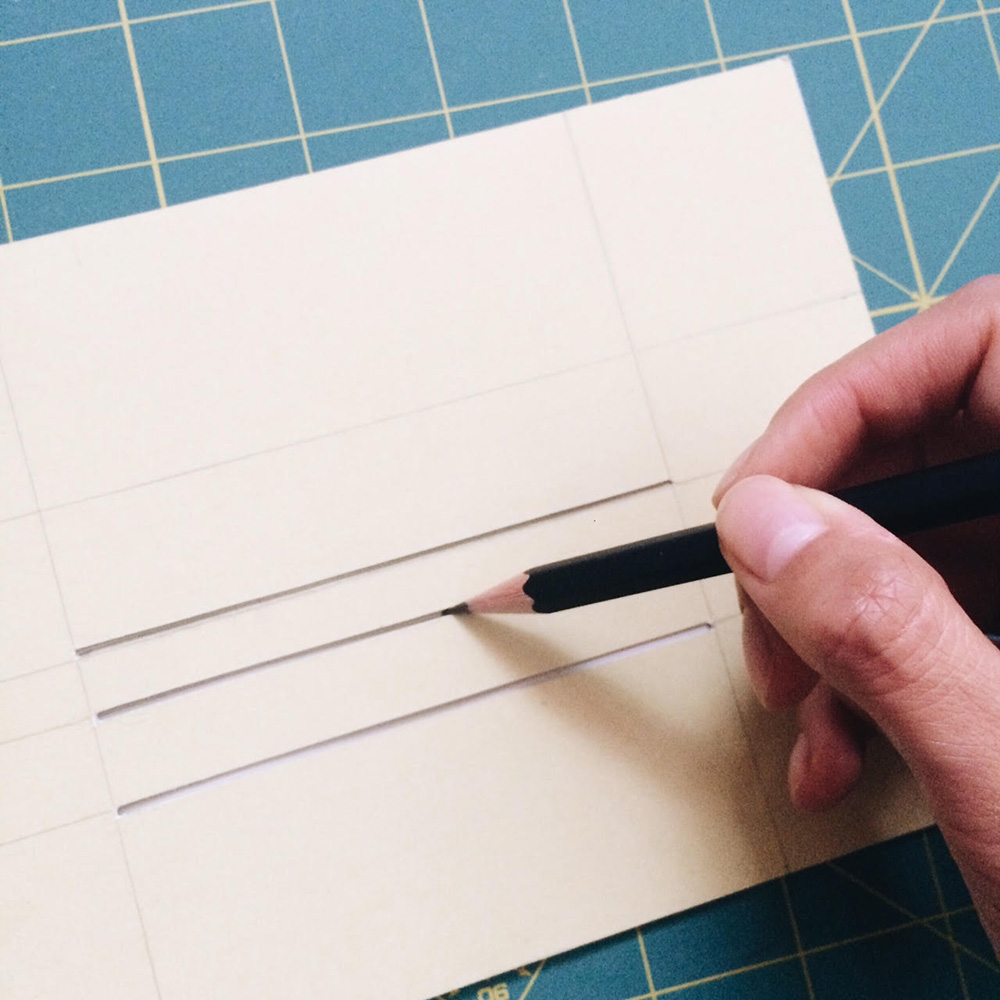 DIY Envelope Address Template