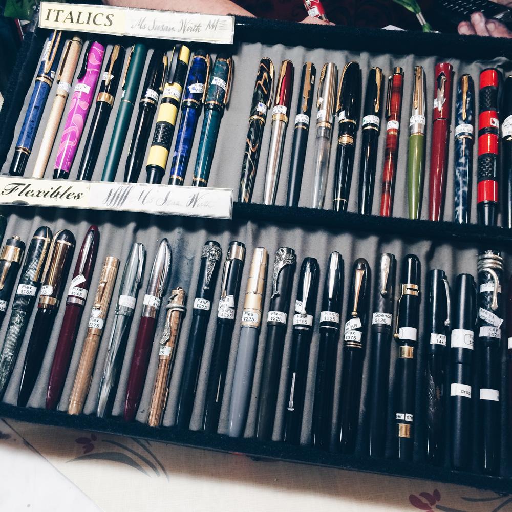 SF Pen Show 2015