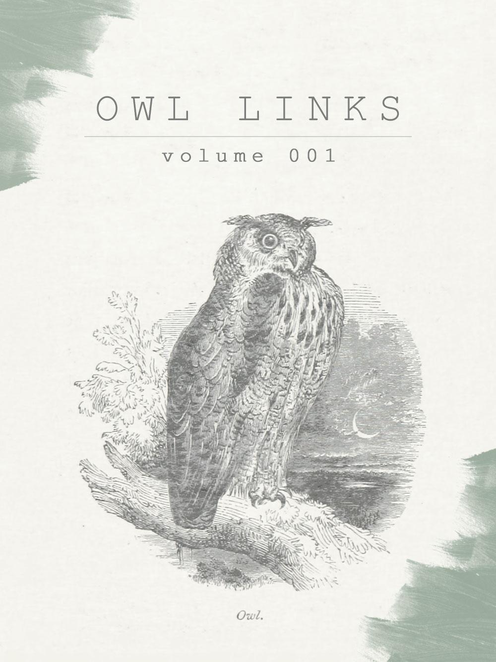 owl-links-volume-1