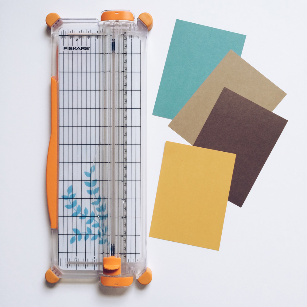 Recent Stationery Hauls - Paper Cutter