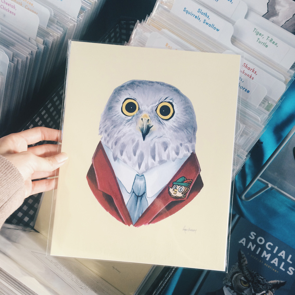 2015 SF Renegade Craft Fair | Owl Ink
