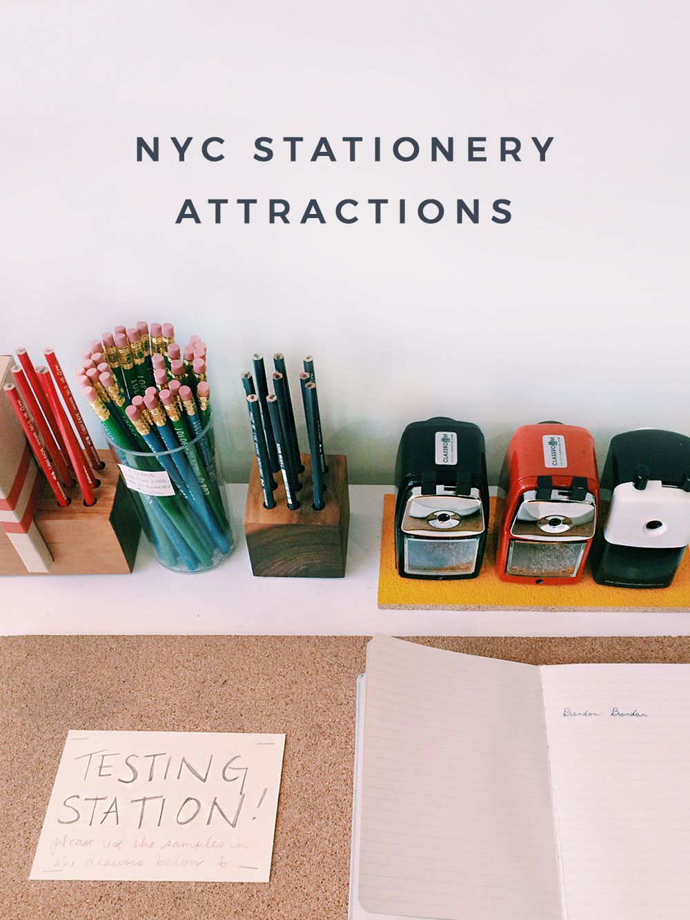 Nyc Stationery Attractions Owl Ink