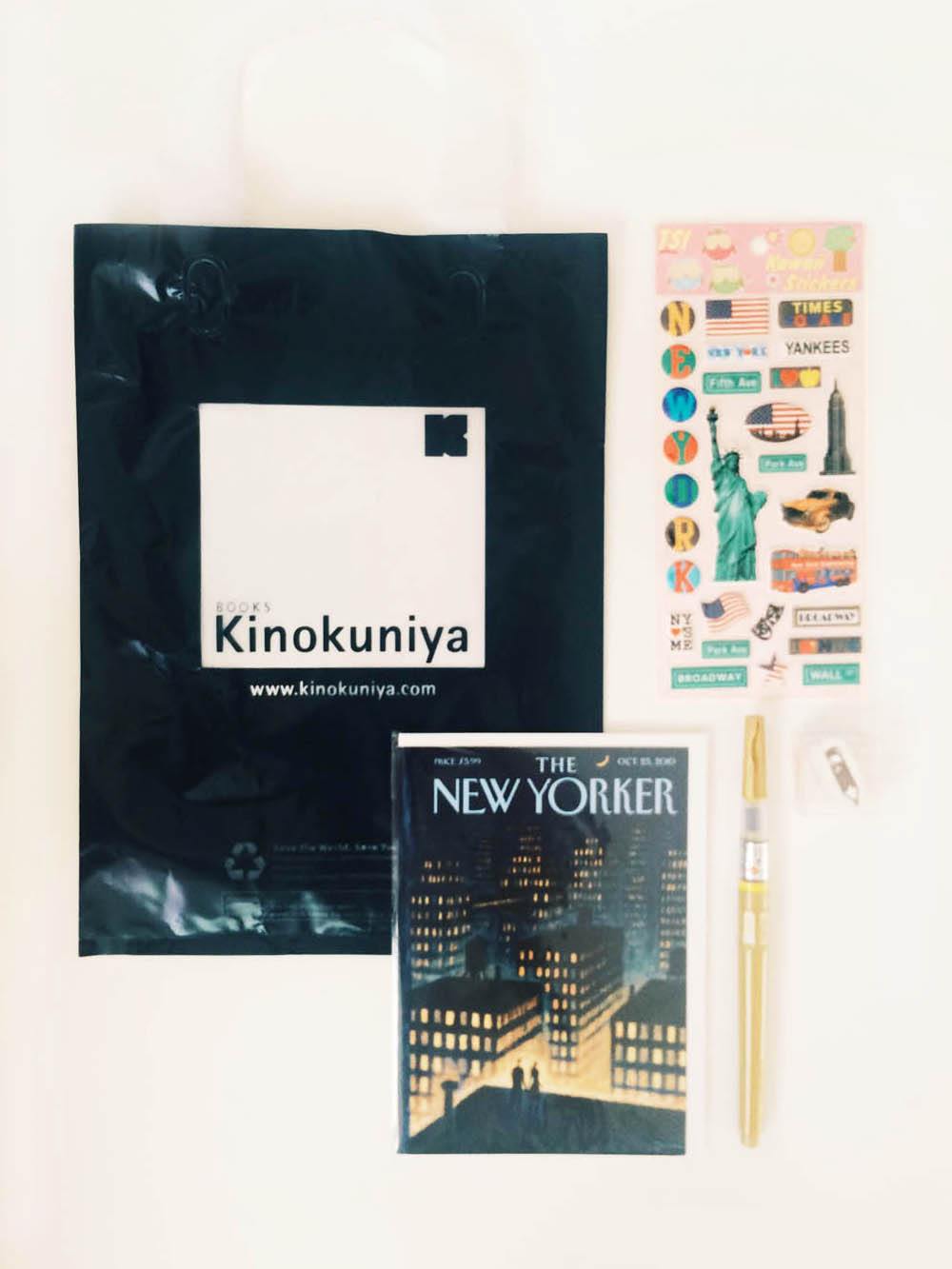 NYC Stationery Attractions | Owl Ink