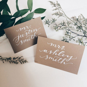 Owl Ink | Calligraphy & Lettering