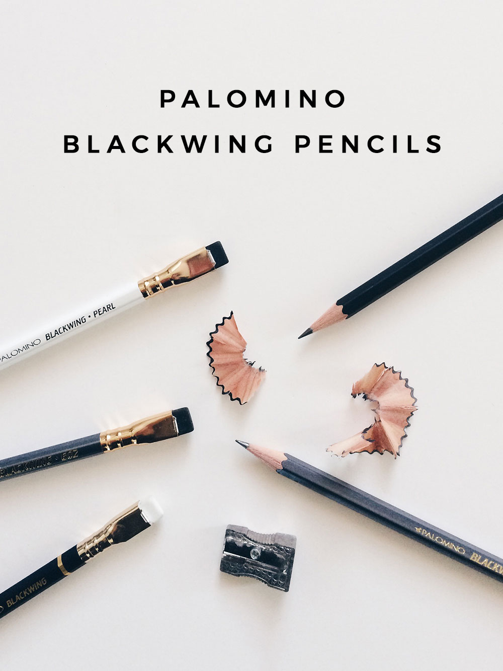 Owl Ink Review: Palomino Blackwing Pencils