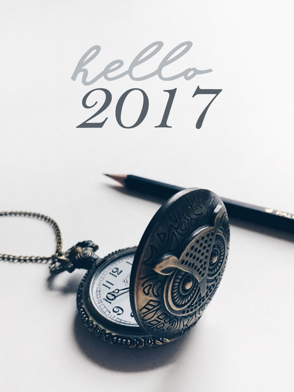 Owl Ink | Hello 2017