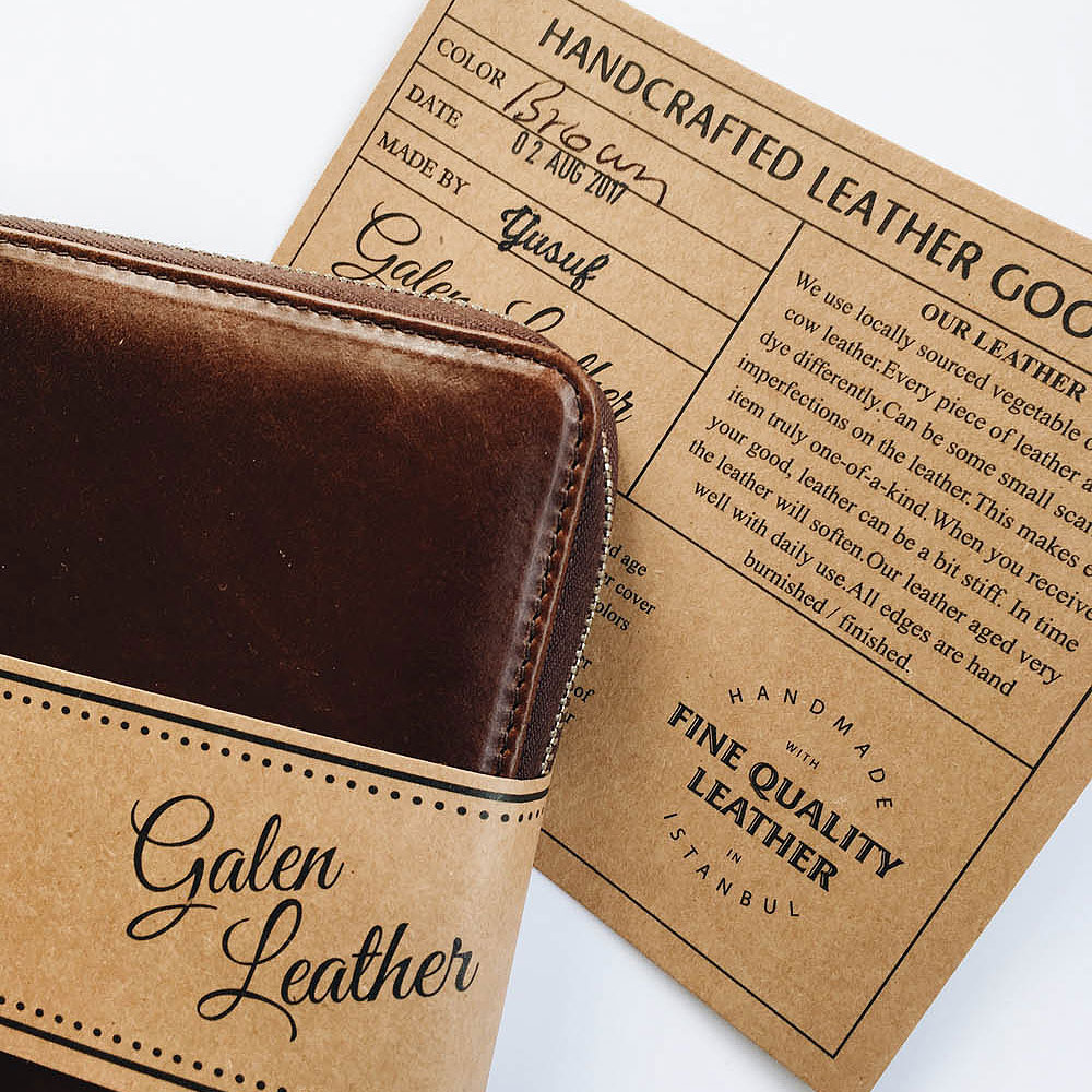 Owl Ink Review: Galen Leather